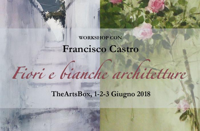 1-2-3 giugno 2018-Francisco Castro