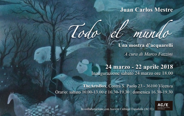 24.03.2018 – Juan Carlos Mestre