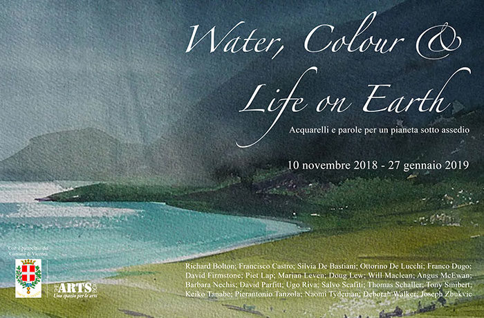 10.11.2018-Water, Colour and Life on Earth